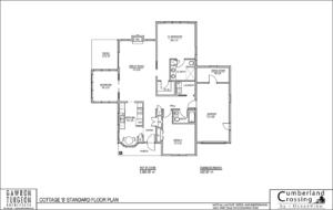 Cottage Floor Plan B