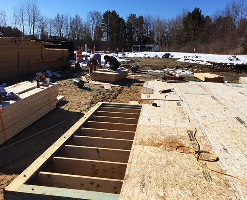 5 Periwinkle Drive Decking