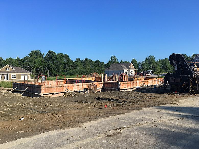 51 Little Acres Drive Foundation