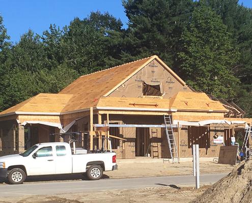 56 Little Acres Drive Roof
