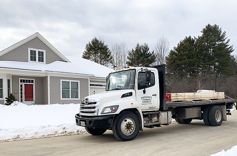 Phinney Lumber Delivery