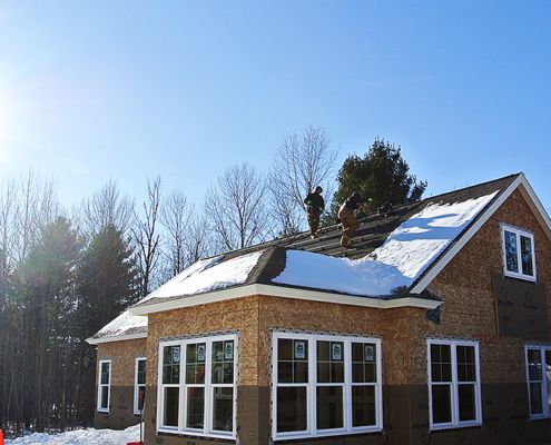 Solar Installation 1-9-2020