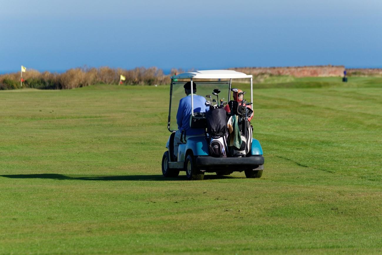 tips for senior golfers