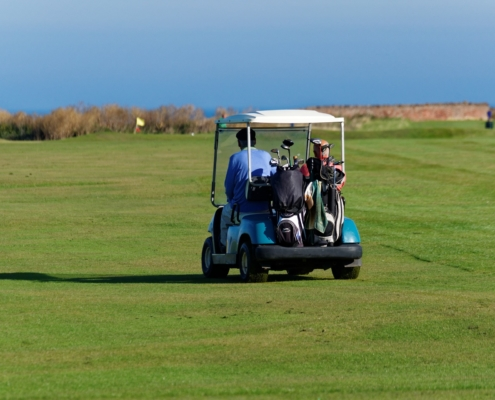 tips for senior golfers