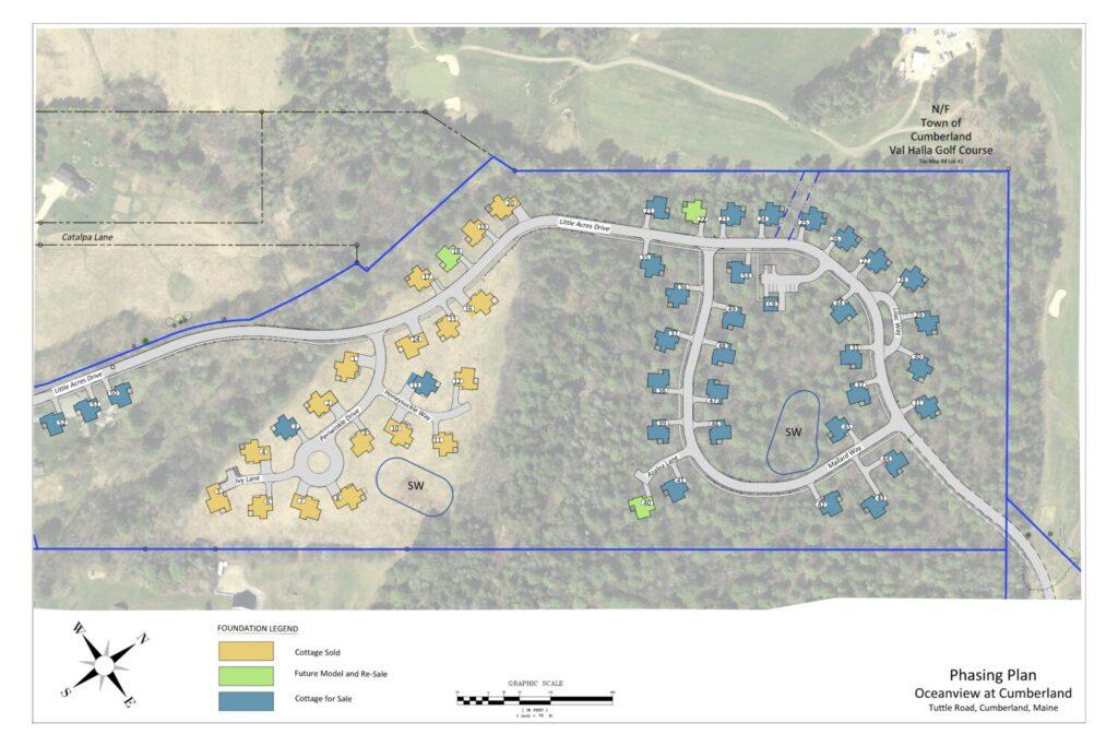 Cumberland Crossing Master Plan - Portland Press Herald