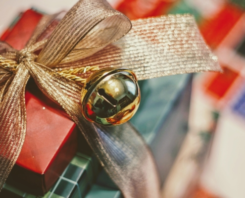 how to get organized for the holidays