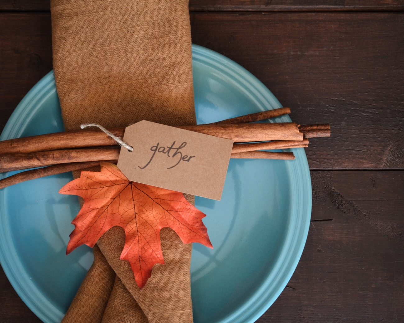 diy thanksgiving decoration