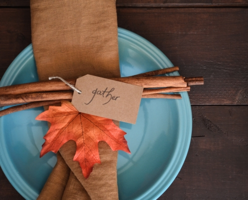 diy thanksgiving decoration