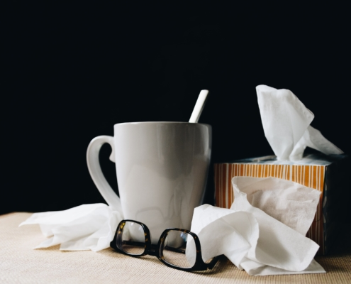 how to prevent flu symptoms