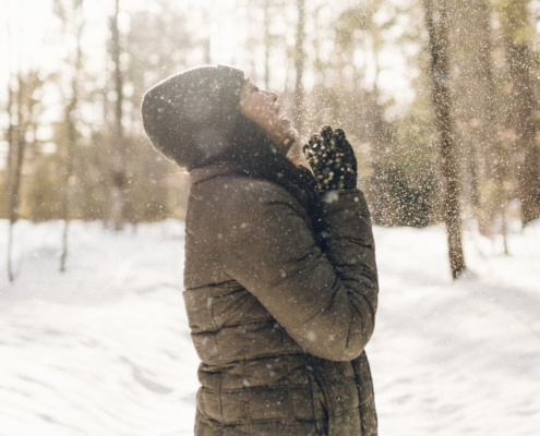 winter safety tips seniors