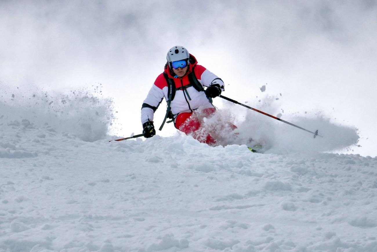 Maine ski trip