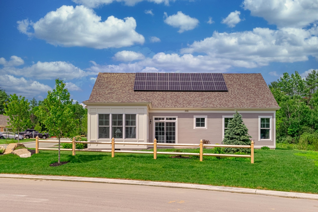 Solar Energy and Retirement