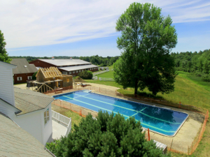 new pool at cumberland crossing