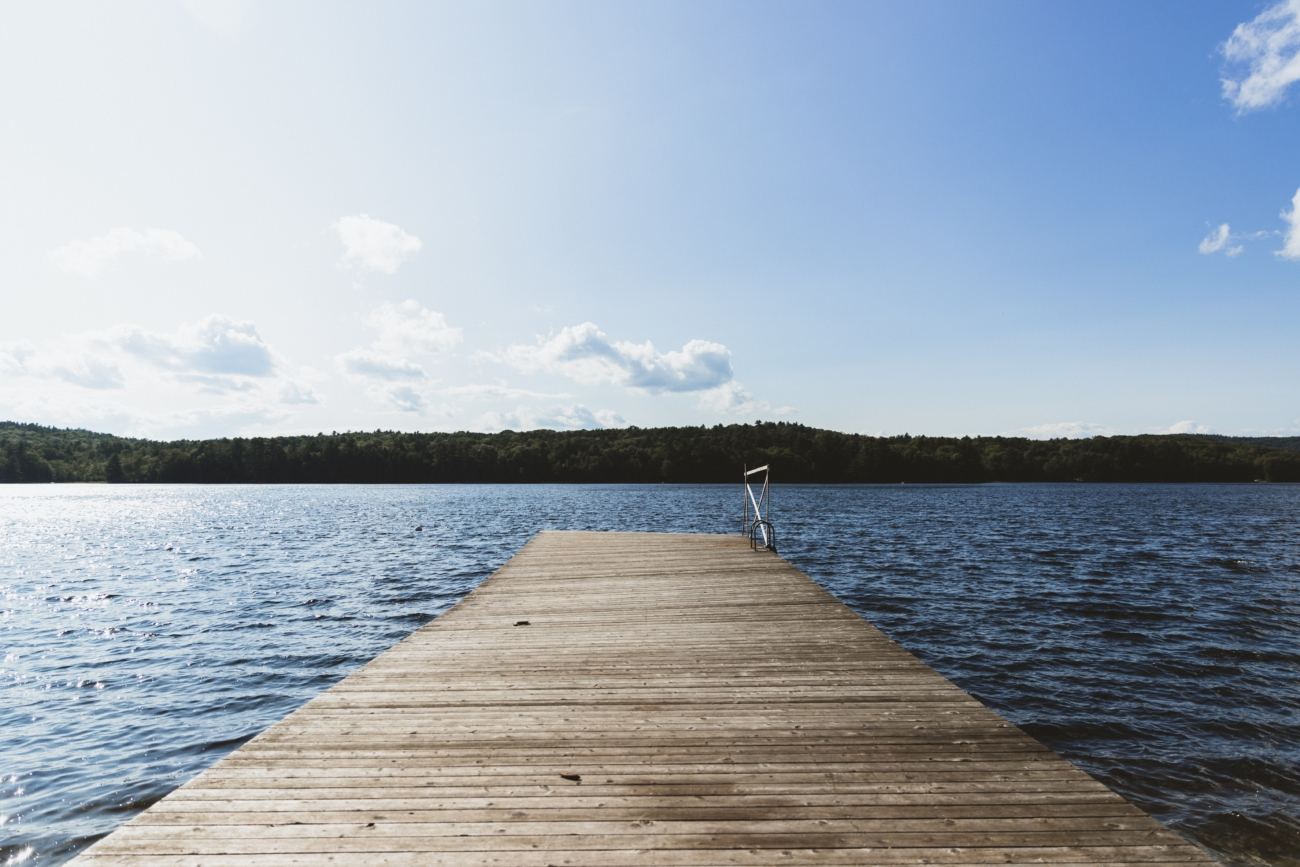 best lakes in maine for swimming